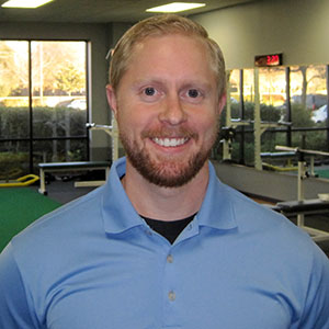 Matt Rieger, Athletic Performance Director